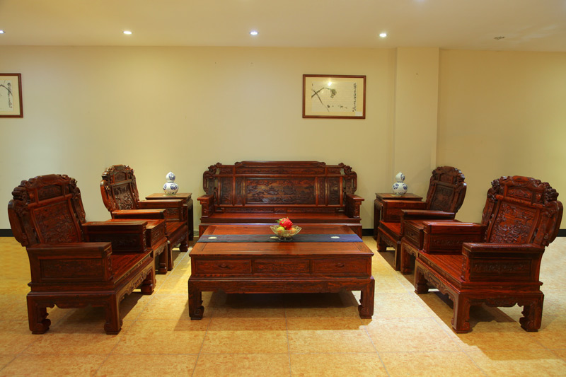 Rosewood Sofa Set China Furniture And Arts Show 1875 Panama Brossard